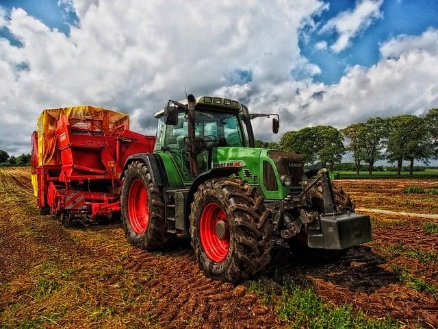 כוח אדם בענף החקלאות