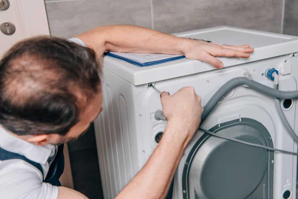 תיקון מכונות כביסה במרכז