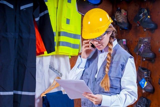 מה זה בגדי בטיחות בעבודה ייחודים?