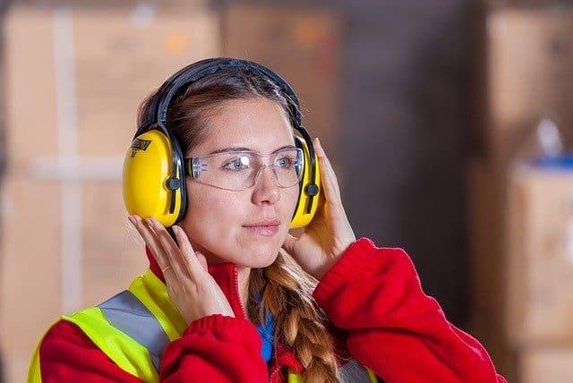 מוצרי בטיחות בעבודה