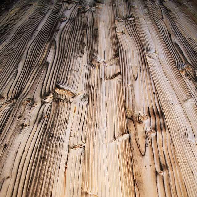 פרקט עץ טבעי